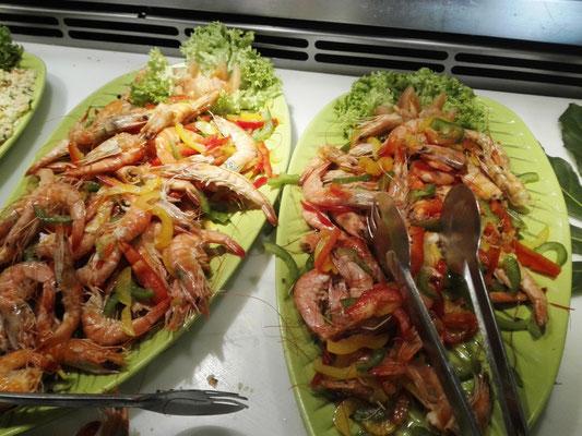 Abendessen Weite Welt Restaurant