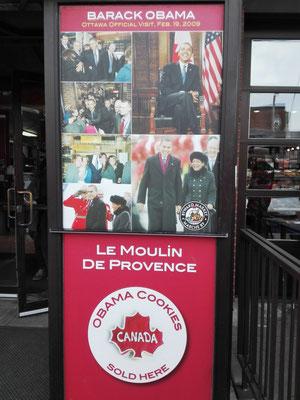 Cafe Le Moulin de Provence ©Ben Simonsen