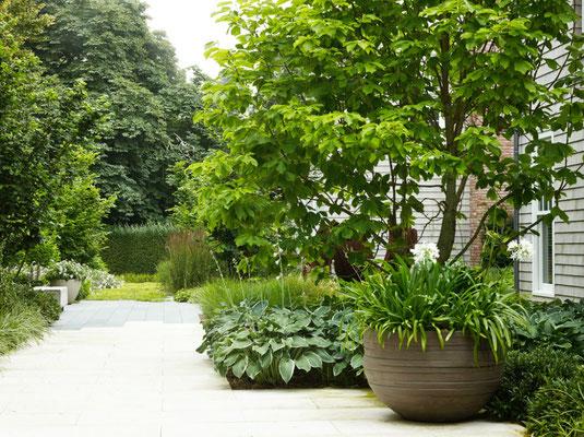 Aménagement de jardin - © NADEA