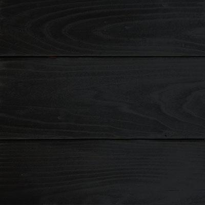 Bois brûlé - Noir