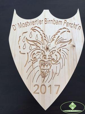 Birnbam Perchten Logo