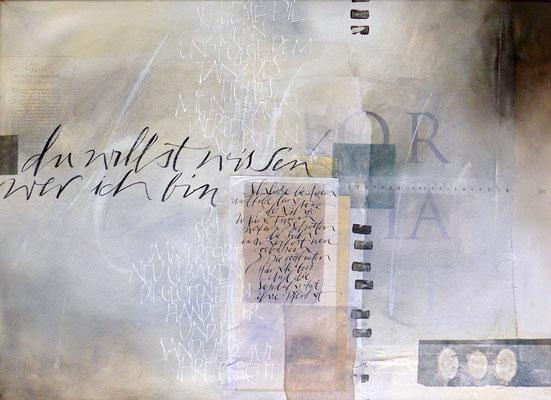 Acryl auf Leinwand, 2014
