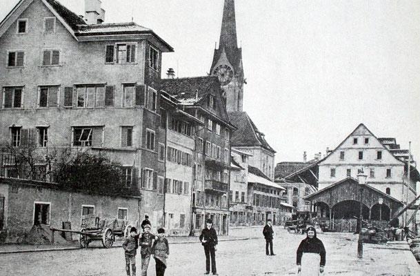 Kornhaus im Kratzquartier