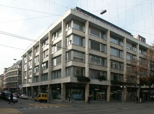 Hauptsitz der ZKB seit 1970
