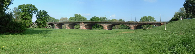 Nibelungenbrücke Worms