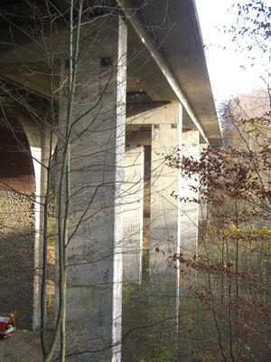 Talbrücke Lambertsmühle i.Z.d. BAB A 1