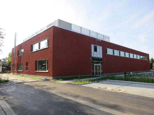 Neubau Mehrzweckhalle Neuried