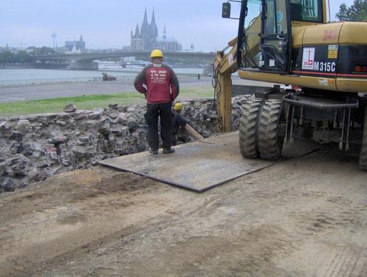 Hochwasserschutzkonzept der Stadt Köln