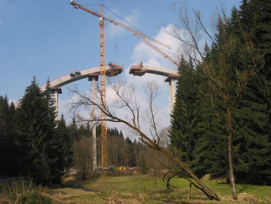 Eisenbahnüberführung Oelzetalbrücke