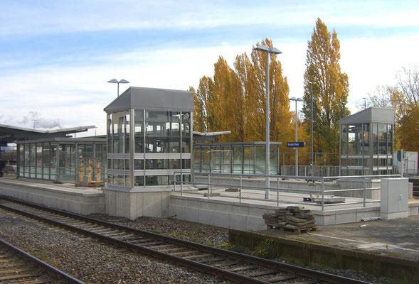 Umbau Bahnhof Euskirchen