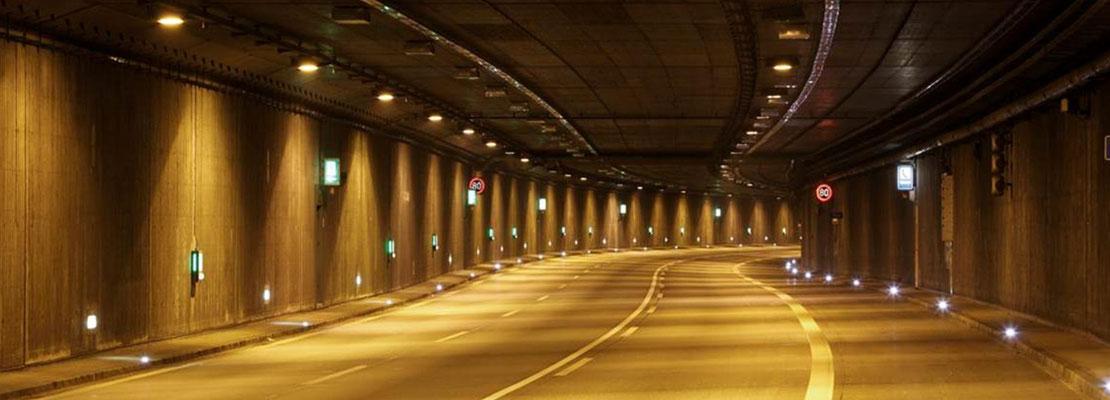 Sicherheitsbetrachtung einer temporären Seitenstreifenfreigabe im Tunnel Allach