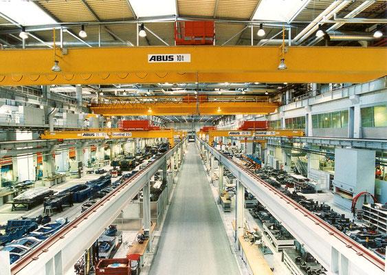 Neuer Werkzeugbau, Audi Ingolstadt