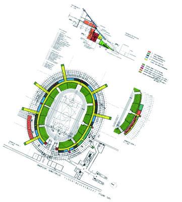 Umgestaltung Olympiastadion Berlin