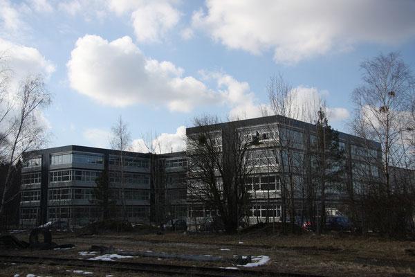 Neubau Elektronikzentralwerkstatt Neuaubing