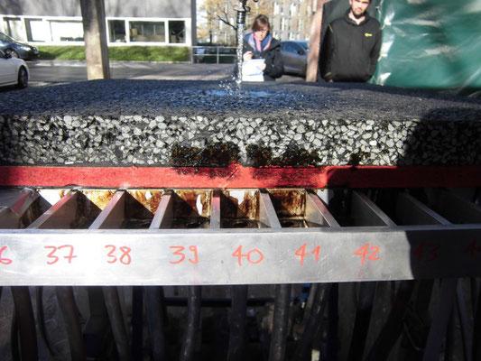 Einsatz von offenporigen Belägen in Einhausungs- und Tunnelbauwerken