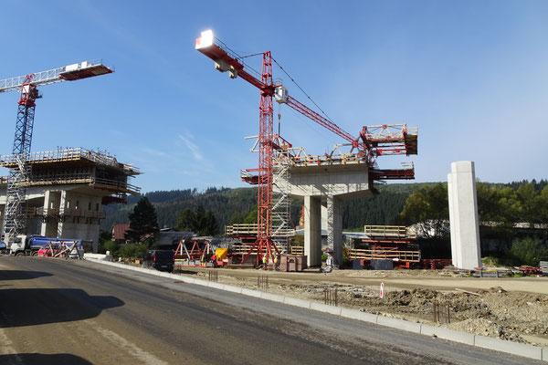 Autobahnprojekt D3 Cadca - Svrcinovec | Slowakei