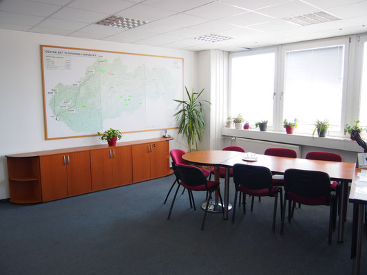 Unsere Tochtergesellschaft BUNG Slovensko s.r.o. in Bratislava