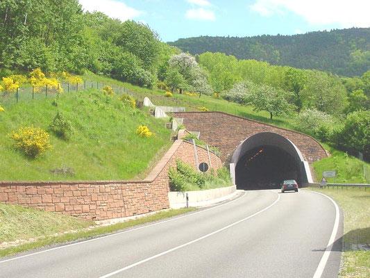 Staufer_Sicherheitsdokumentationen für 12 Tunnel in Rheinland-Pfalz