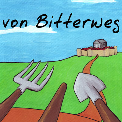 von Bitterweg - Eine humoristische Fantasy-Thriller Trilogie von Platti Lorenz (Philosophische Romane)