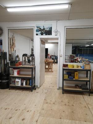 Metall Werkstatt