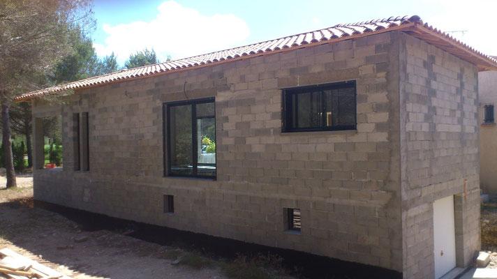 Extension de maison 106 m²