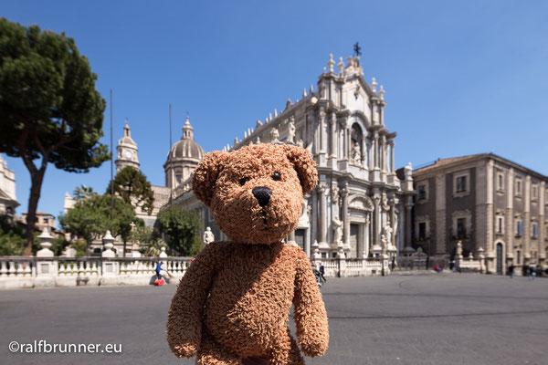 Catania hat auch einen dollen Dom.