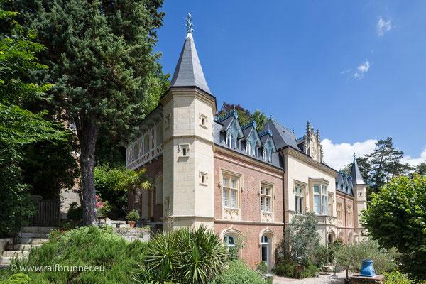 Das alte Herrenhaus Manoir de Rétival