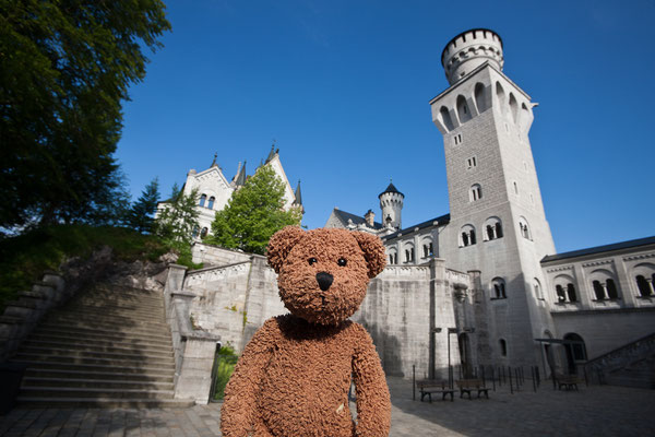 Me and my Castle: Neuschwanstein