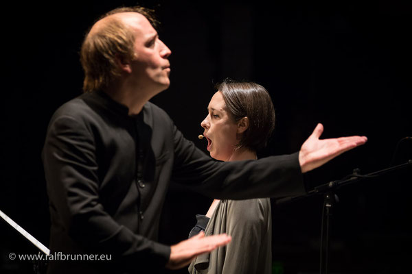 Donaueschinger Musiktage 2016: Juliet Fraser und Titus Engel