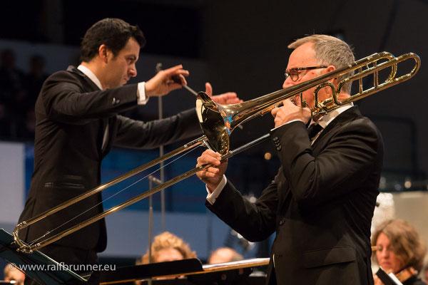 Donaueschinger Musiktage 2016: Mike Svoboda beim Abschlusskonzert