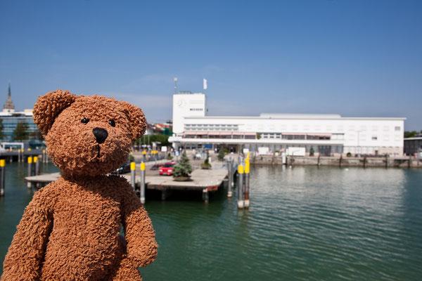 Friedrichshafen am Bodensee.