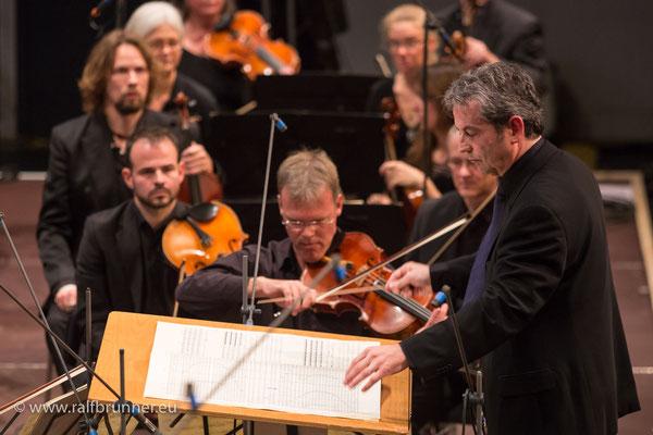 Donaueschinger Musiktage 2016: Dirgent Pierre-André Valade