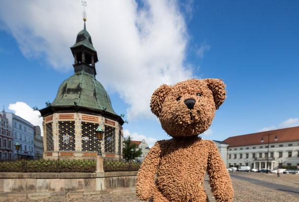 Als alter Hansebär hat mich die Weltkultur in Wismar schon immer gereizt. Ist ja auch reizvoll dort.