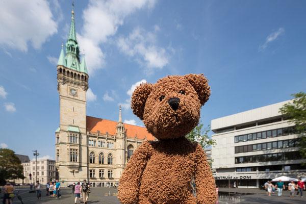 Braunschweig, die Zweite.