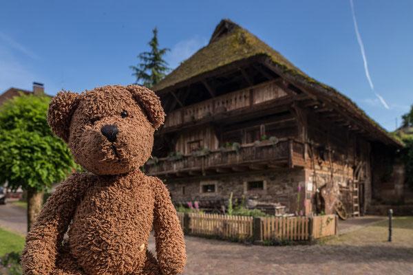 Oberharmersbach ist –genau –in der Ortenau. Ganz in der Nähe von Unterharmersbach.