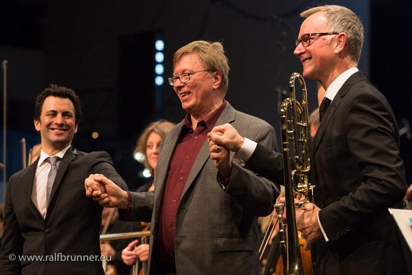 Donaueschinger Musiktage 2016: Alejo Pérez, Georg Friedrich Haas und Mike Svoboda
