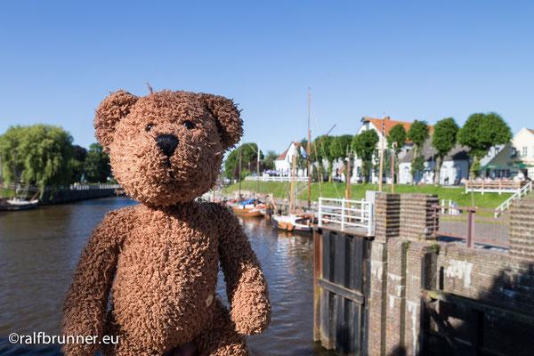 Carolinensiel liegt in Friesland an der Nordsee