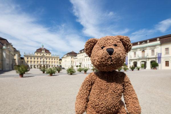 Was dem Bayern-Ludwig recht war, das war des Schwaben-Ludwig in seiner Burg billig. Ludwigsburg halt. Ist eine nette Location, um stilvoll einen drauf zu machen!