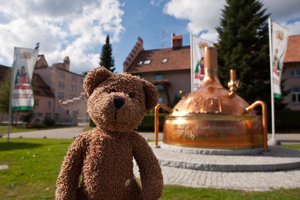 """Kenner trinken Badener Bier. Und zwar """"Tannenzäpfle"""" aus Badischen Staatsbrauerei in Rothaus :-)"""