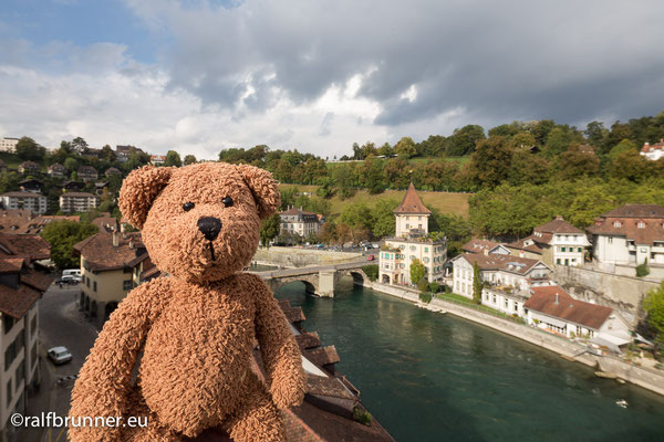 Das ist Bärn, die Hauptstadt der Schweiz.