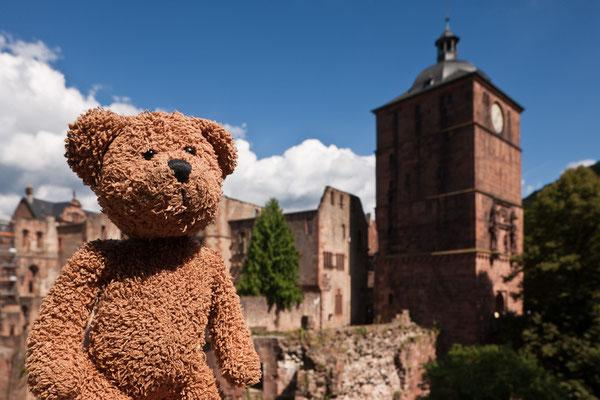 Und noch einmal das Heidelbärger Schloss.