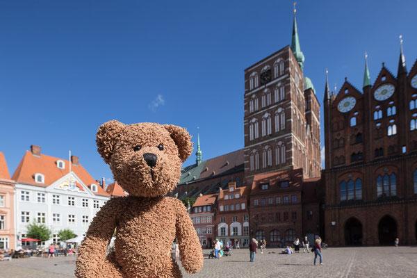 Hansestadt, Weltkulturerbe und Stralsund zugleich! Das will schon was heissen...