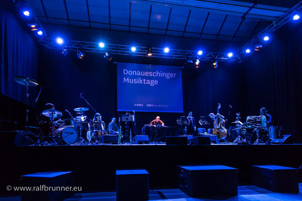 Donaueschinger Musiktage 2016: SWR Nowjazz-Session mit dem okkyung lee project