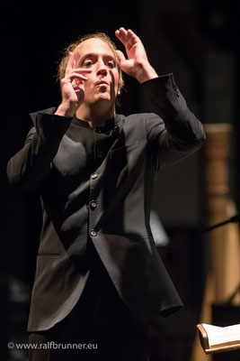 Donaueschinger Musiktage 2016: Titus Engel