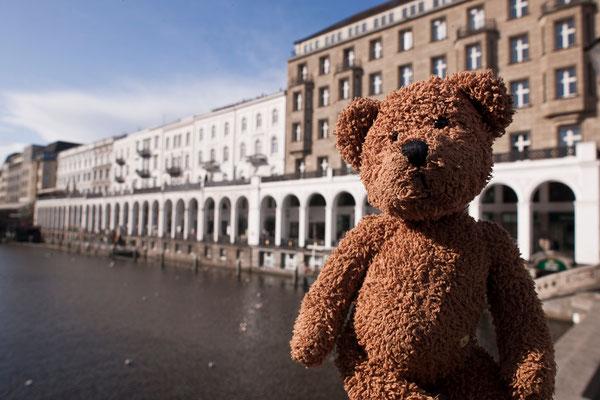 Heimspiel: Ihr müsst nämlich wissen, dass ich gebürtiger Hamburg-Bär bin!