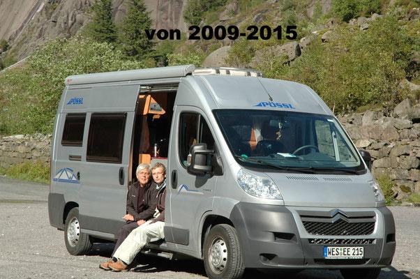 Pössl 2 Win bis 2014
