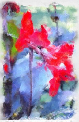 2310х3581 2.30 мб Watercolor Сломанный цветок 23 евро