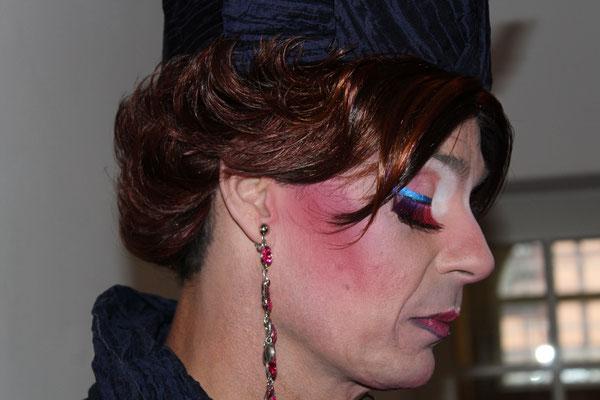 "2018, Seniorenkarneval: Stewardess  ""Eleonora Düse"""