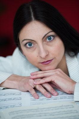 Pianistin Maria Streltsova