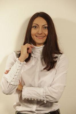 Maria Streltsova, Klavier